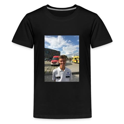 Commissaris Alex Vereecken 1 - Teenager Premium T-shirt