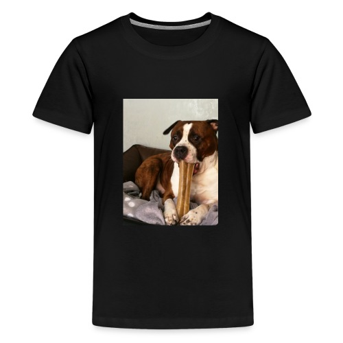 American Staffordshire Terrier - Teenager Premium T-Shirt