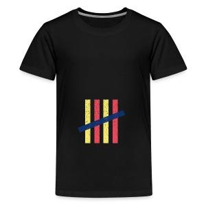 couleurs - T-shirt Premium Ado