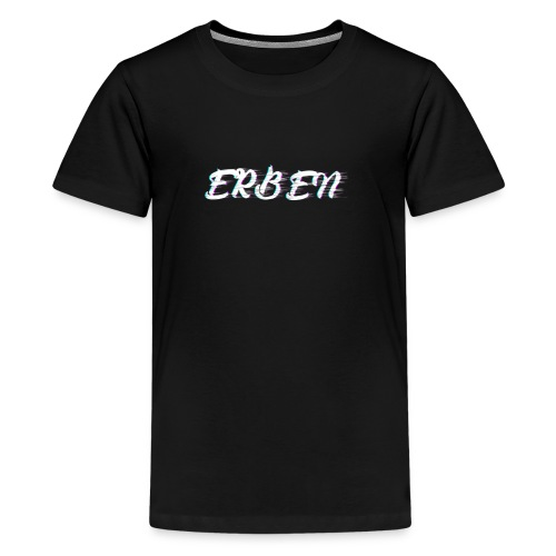 Logo ''ERBEN'' - Teenager Premium T-shirt
