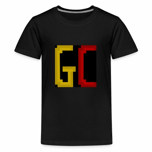 Gamecraft Logo - Teenage Premium T-Shirt