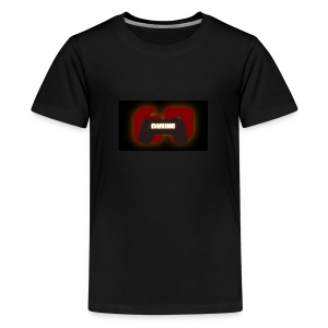69GAMING Logo - Teenage Premium T-Shirt