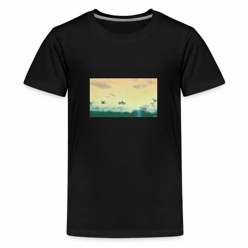 EMTRIIX Birds - Teenager Premium T-Shirt