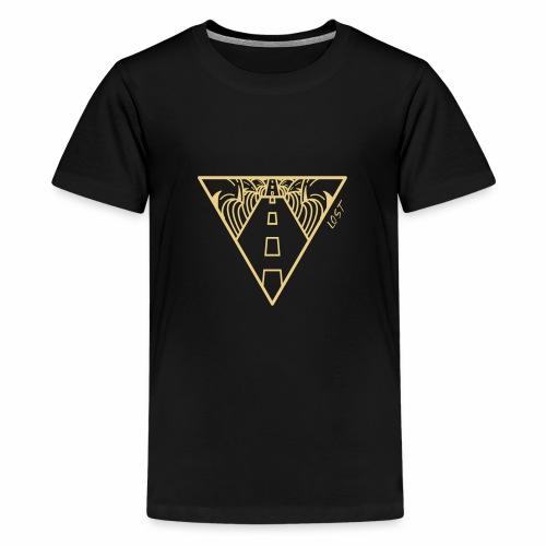 The Searcher Lost - Camiseta premium adolescente