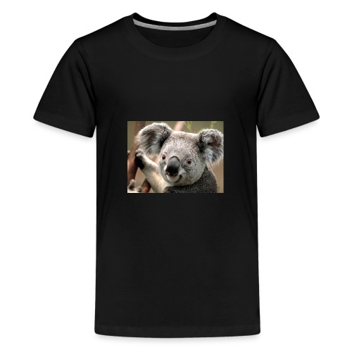 panda squad - Teenage Premium T-Shirt