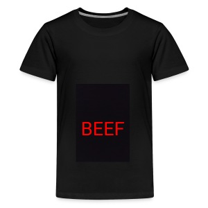 Beef red - Teenager Premium T-Shirt