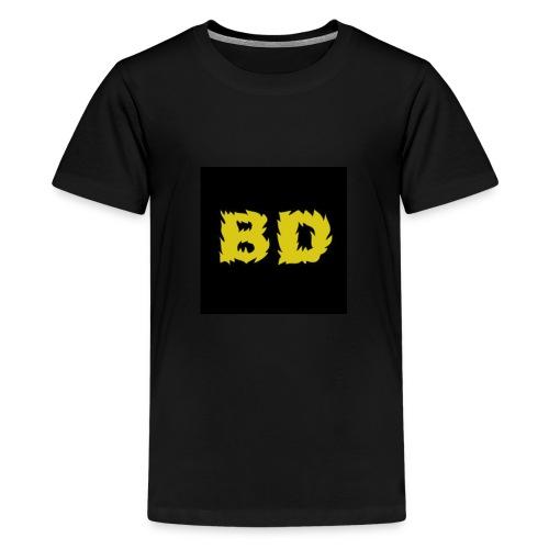 battledoom vs shirts - T-shirt Premium Ado