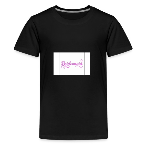 970428 - Teenage Premium T-Shirt