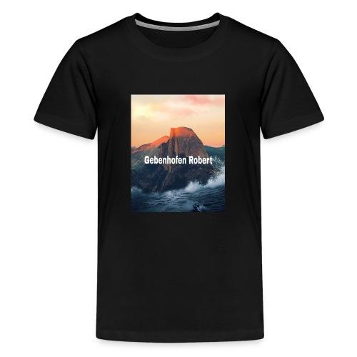Gebenhofen Robert - Teenager Premium T-Shirt