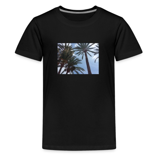 Palmendesign - Teenager Premium T-Shirt