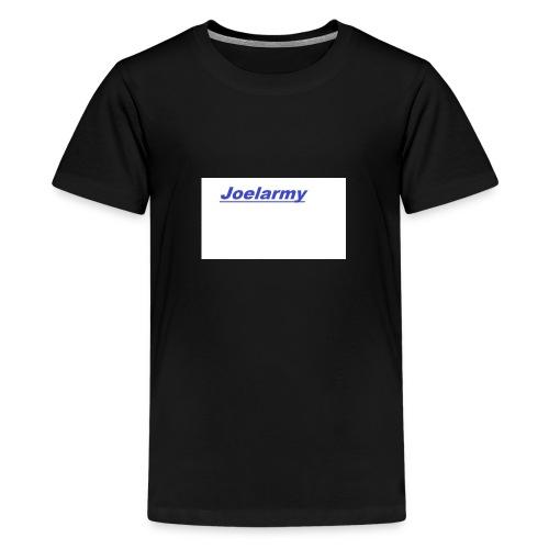Joelarmy - Teenager Premium T-Shirt