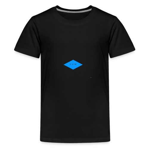 S U M - T-shirt Premium Ado