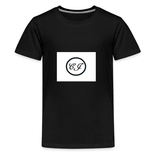 CJ CLOTHING 1 - Teenage Premium T-Shirt