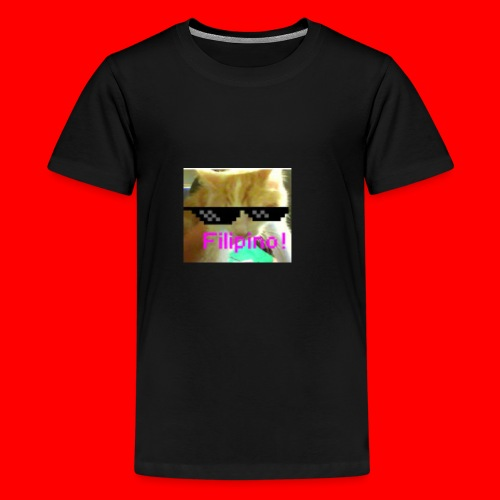 Filipino! - Premium-T-shirt tonåring