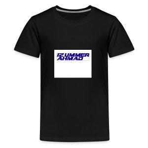 izummerahmad - Teenage Premium T-Shirt