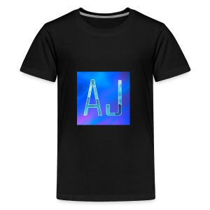 AJ - Teenage Premium T-Shirt