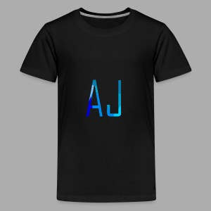 AJ No Background - Teenage Premium T-Shirt