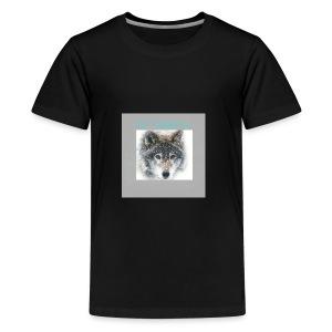 Wildlife - Teenage Premium T-Shirt