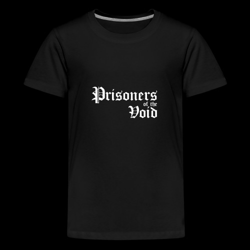 Prisoners of the Void - Premium T-skjorte for tenåringer