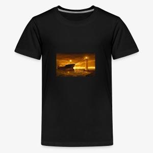 Puerto - Camiseta premium adolescente