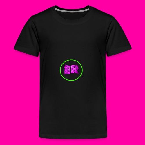 ERWINROZE LOGO - Teenager Premium T-shirt