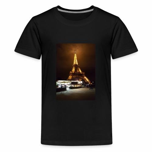 Paris- Eiffelturm - Teenager Premium T-Shirt