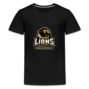 Lions 2017 - Teenage Premium T-Shirt