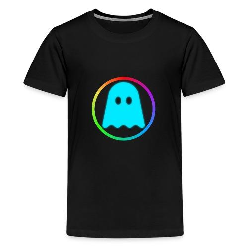 GhostlyGamer - Teenage Premium T-Shirt