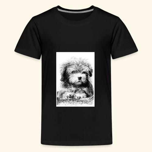 Cotton havanna - Teinien premium t-paita