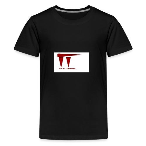Totaltraining - Maglietta Premium per ragazzi
