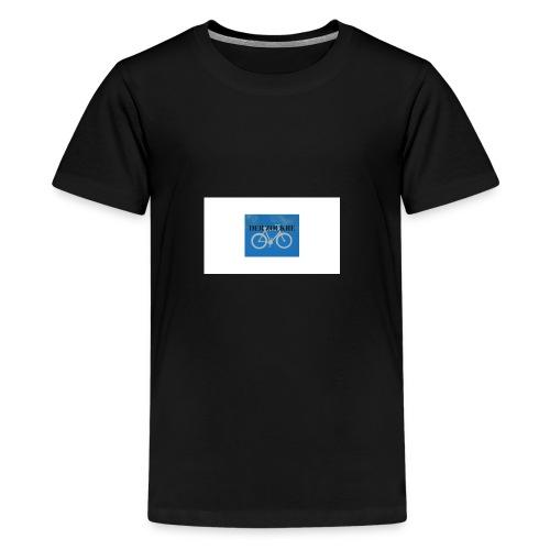 DER Zockr - Teenager Premium T-Shirt