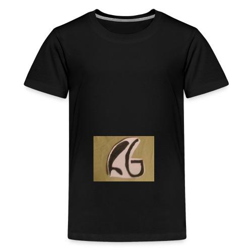 LolGames - Teenager Premium T-Shirt