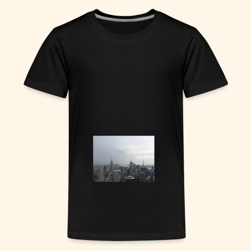New York City view - Teenager Premium T-Shirt