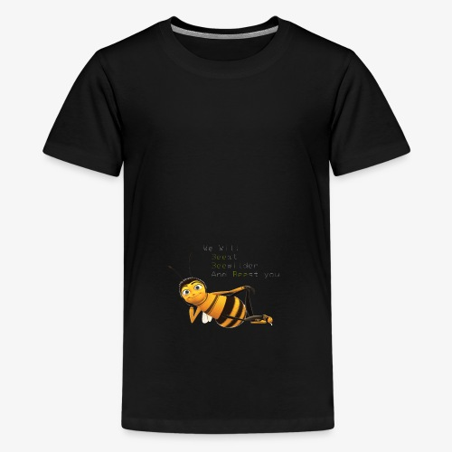 BBB for the Win - Teenager Premium T-Shirt