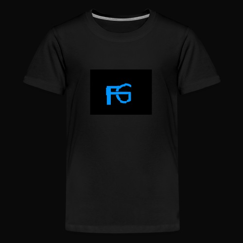 fastgamers - Teenager Premium T-shirt