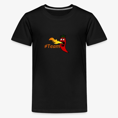 TeamChili - Teenager Premium T-Shirt