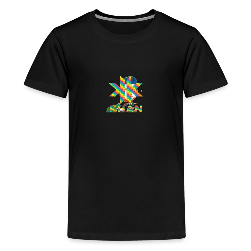 PNG one - Teenage Premium T-Shirt