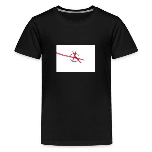ANARCHY T - Teenage Premium T-Shirt