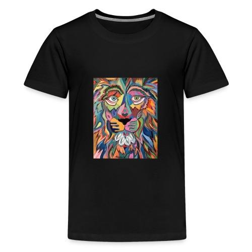 Leon - Maglietta Premium per ragazzi