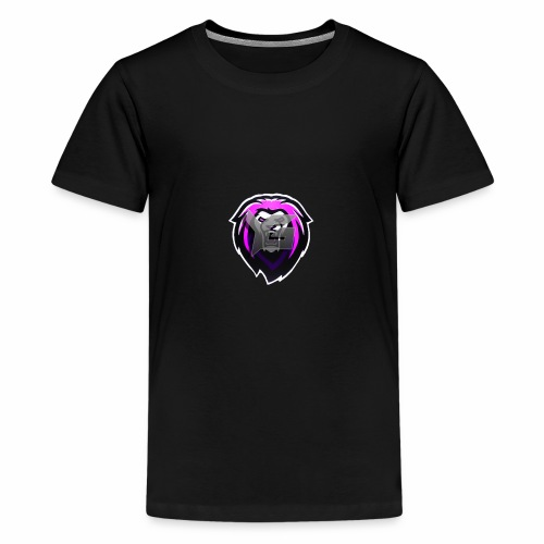 New logo with limited merch! - Teenage Premium T-Shirt