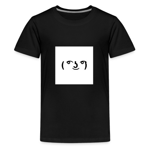 The Lenny face merch - Teenage Premium T-Shirt