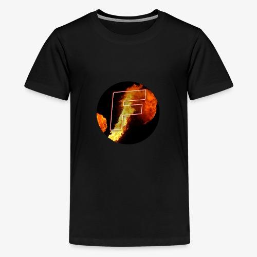 FireStarter Films Shirt - Teenage Premium T-Shirt