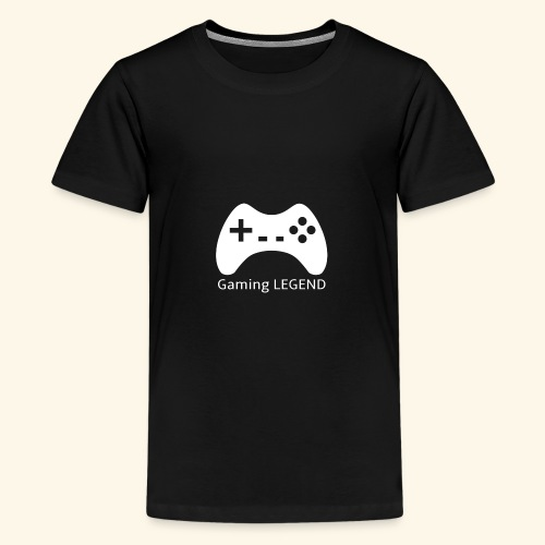 Gaming LEGEND - Teenager Premium T-shirt