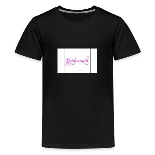 970428 - Teenage Premium T-Shirt