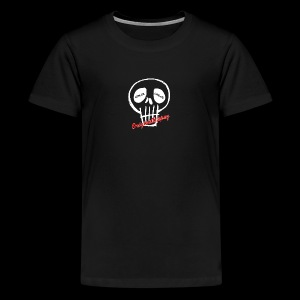 Originallippaz_Skull - Teenager Premium T-Shirt