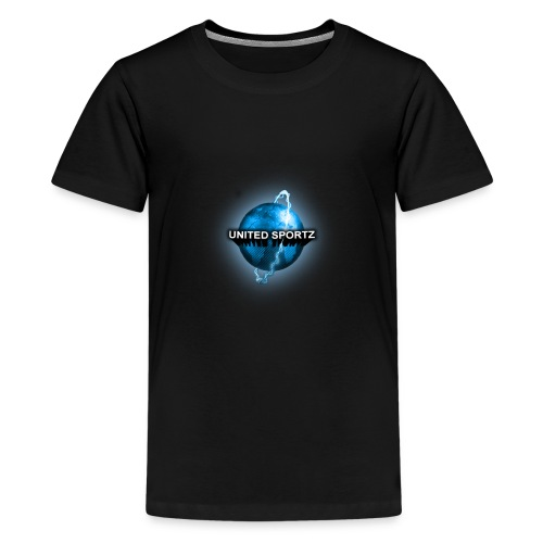 United SportZ Merch - Teenager Premium T-Shirt