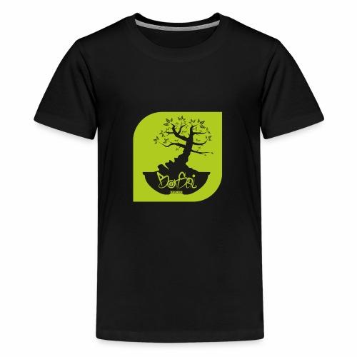 Bonsai Record - Teenager Premium T-Shirt