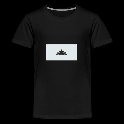 montain - Camiseta premium adolescente