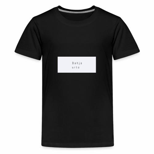 Bahja urto - Teenager Premium T-shirt