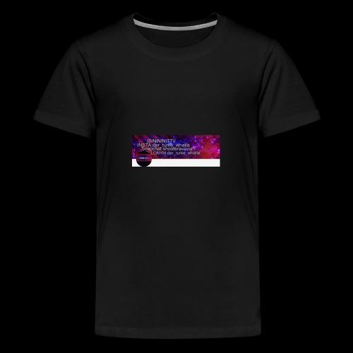 SINININ TTV - Teenager Premium T-Shirt